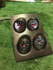Auto Meter Gauges Oil, Vac, Volts, Water