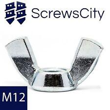 M8 écrous à ailettes inox A2  serrer main oreille Twist Papillon  20-99