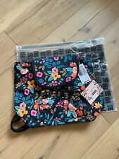 NWT Lesportsac Collaboration Rifle Paper Co. Marion Floral Hawaii Edie Backpack