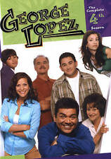 George Lopez: The Complete Fourth Season (DVD, 2015, 3-Disc Set)