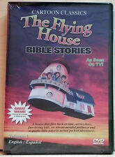 The Flying House-Bible Stories. Vol.1 (DVD, 2006) FACTORY SEALED / R1 / NTSC