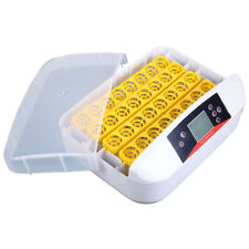 32A Intelligent Incubator/Digital Lcd Display Egg Incubator Chichen Duck Hatcher