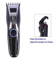 Hairdressing Groomer Haircut Shaver for Men Kids Use Cordless Hair Clipper Kit