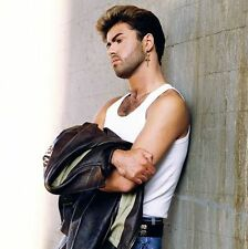 GEORGE MICHAEL POSTER PRINT A4 260GSM