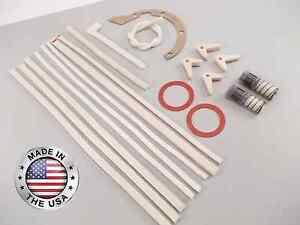 """South Bend Lathe 9"""" Model A - Rebuild Parts Kit"""