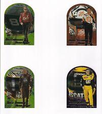 ^2002 VIP HEAD GEAR DIE-CUT PARALLEL #HG6 Dale Jarrett BV$15!! SUPER SCARCE!