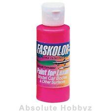 Parma PSE Fasfluorescent Razberry Lexan Body Paint (2 oz) - PAR40102