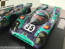"Carrera Digital 124 23807 PORSCHE 917 Martini Racing Team ""no. 35"" Watkins NUOVO"