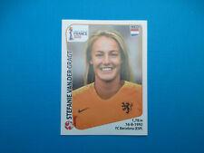 Figurine Panini Women's World Cup France 2019 n.391 Van Der Gragt Netherlands
