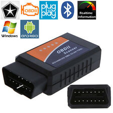 OBD II 2 CAR READER TESTER DIAGNOSTIC FAULT CODE SCANNER SCAN TOOL FOR CHRYSLER