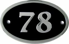Unbranded Numbers Decorative Plaques & Signs