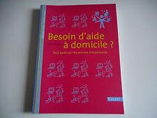 BESOIN D'AIDE A DOMICILE ?tout savoir sur les services à la personne -MARIE LEON