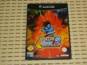 Capcom vs. SNK 2 EO für GameCube und Wii *OVP*
