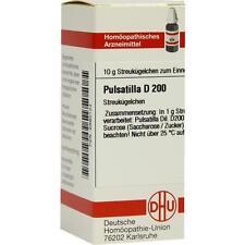 Pulsatilla D 200 globuli 10g PZN 2890133