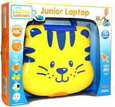 Baby's Musical Play and Learn Laptop Baby Toy Tiger Themed 12 Months Plus