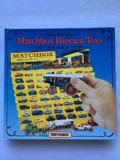 Matchbox Collecting Diecast Toys: The First Forty Years 1989 First Edition