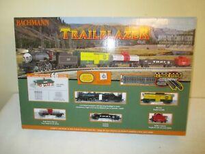 Bachmann N 24024 Trailblazer Train Set siehe Foto  m.OVP WH3771