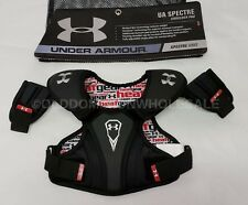 New Under Armour Spectre Series Xsmall Lacrosse Shoulder Pads