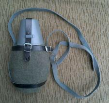 Original NVA Feldflasche mit Becher DDR GST Armee Trinkflasche Wasserflasche