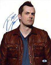JIM JEFFERIES SIGNED AUTOGRAPHED 11x14 PHOTO COMEDIAN COMEDY CENTRAL BECKETT BAS