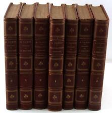 BOOK COLLECTION FRENCH REVOLUTION AND NAPOLEON, 19th Century ( 1800s )