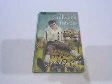 Vintage GULLIVERS TRAVELS Jonathan Swift Companion Library HC 1963