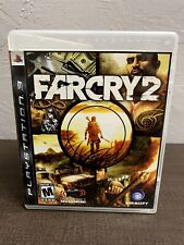 Far Cry 2 PS3 (Sony Playstation 3, 2008) Complete w/ Manual