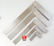 """3"""" inch 75mm Try Square Tri Angle Unmarked Top Quality Wood Carpenter Wood Tool"""