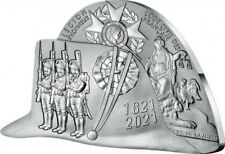 2021 France € 10 Euro Silver Coin Death of Napoleon 200 Years Bicorn Hat