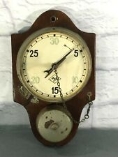 Antique Agfa Photography Dark Room Wall Timer 30 Minute Key Wind-up Mechanical