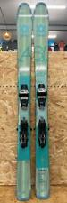 Volkl Blaze 106 W 2021 Ex-Demo Womens Skis + Marker Griffon 13 TCX D 165cm