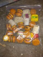 Lot of 24 McDonald's Changeables and McDinos