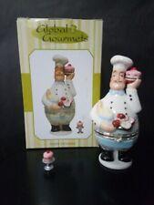 Cook Chef-Trinket Box-Pierre Patisserie-Global Gourmets Cooking Club of America