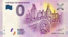 Billet Touristique 0 Euro - FRA - Château de Maintenon - 2019-1