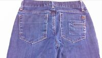 Joes Jeans Womens SZ 24 Short Honey Cut Jett Wash 27 x 27 Actual Teen Youth Dark