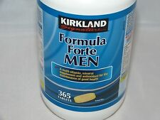 365 tablets, Kirkland Signature, MultiVitamins & Minerals for Men Vitamin Antiox