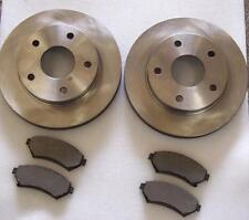 Cirrus Stratus Breeze Rear Brake Rotor Pads Kit Rotors