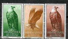 Spain SAHARA Edifil # 139/141 ** MNH Set. Aves / birds