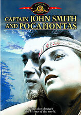 Captain John Smith and Pocahontas DVD  Anthony Dexter, Jody Lawrance ** (NEW)
