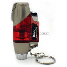 Iroda MJ-280 Turbo-Lite Gas Butane Lighter and Torch