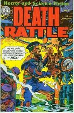 Death Rattle vol. 2 # 3 (STORY SAMPLER, Jack Jackson) (USA, 1986)