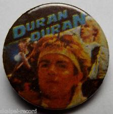 DURAN OLD OG Vintage 1980`s bouton Badge Broche (non Chemise LP Patch CONCERT)
