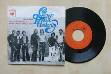 "CHICAGO TRANSIT AUTHORITY I'm A Man Rare Portugal 7"" in picture sleeve 1970"