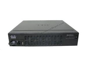 Cisco ISR4351-SEC/K9 Security SEC Bundle ISR4351 Router 1 Year Warranty