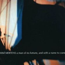 Mertens, Wim - A Man Of No Fortune, And With A Name To Come CD NEU OVP