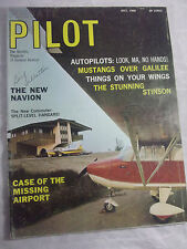 Private Pilot Magazine July 1966 - Autopilot / Stinson / Mustangs