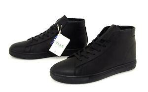 CLAE BRADLEY MID UNISEX  Sneaker High Schuhe Halbschuhe LEDER GR 42
