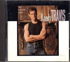 RANDY TRAVIS - NO HOLDIN' BACK - CD (OTTIME CONDIZIONI)