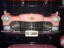 1955 Cadillac Fleetwood Front Resin Wall Shelf, Red