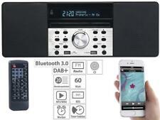 VR-Radio DOR-600 Digitalradio mit DAB+ FM Bluetooth CD USB 60W Lautsprecher